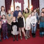 Таганский детский фонд и дети инвалиды из ЦСО. Зюзино